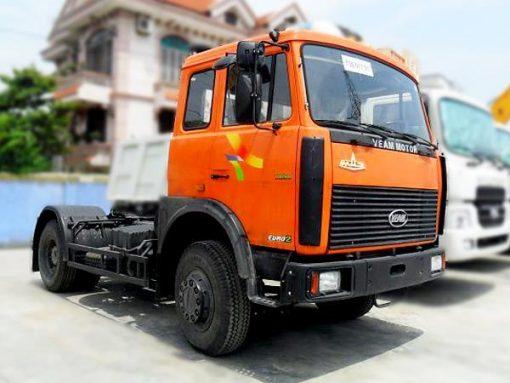 Xe đầu kéo Veam Maz 44 tấn1 min