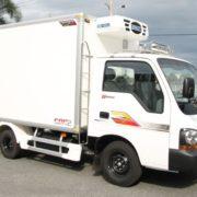 Xe tải KIA 1.25 tấn thùng mui kín