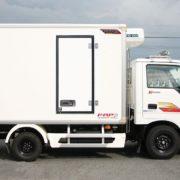 Xe tải KIA 1,4 tấn thùng mui bạt