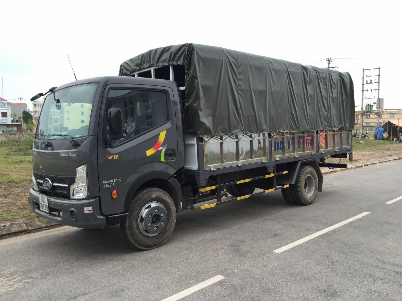 xe tải veam vt7351