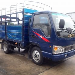 Xe Tai JAC 1047L250 Tai 2.4 Tan Dong Co ISUZU Thung Dai 4.3 Met